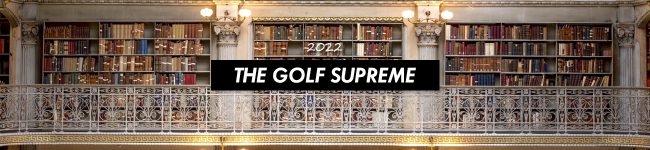 THE GOLF SUPREME
