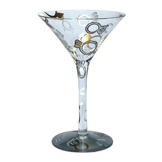 Lolita MARTINI GLASS WEDDING