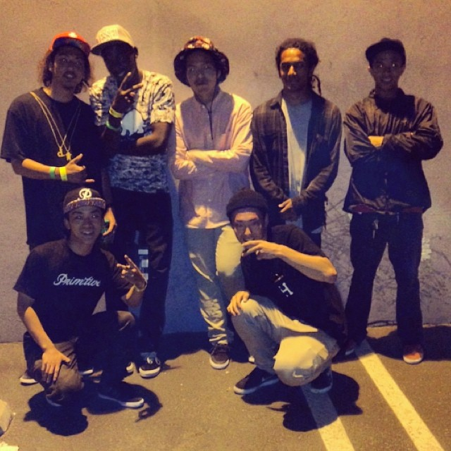 2014/6/10-16 SADIS SKATE TRIP in Los Angeles