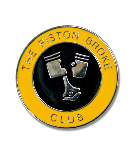 The Piston Broke Club Pln