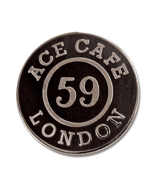 59 Club&Ace Cafe London Badge