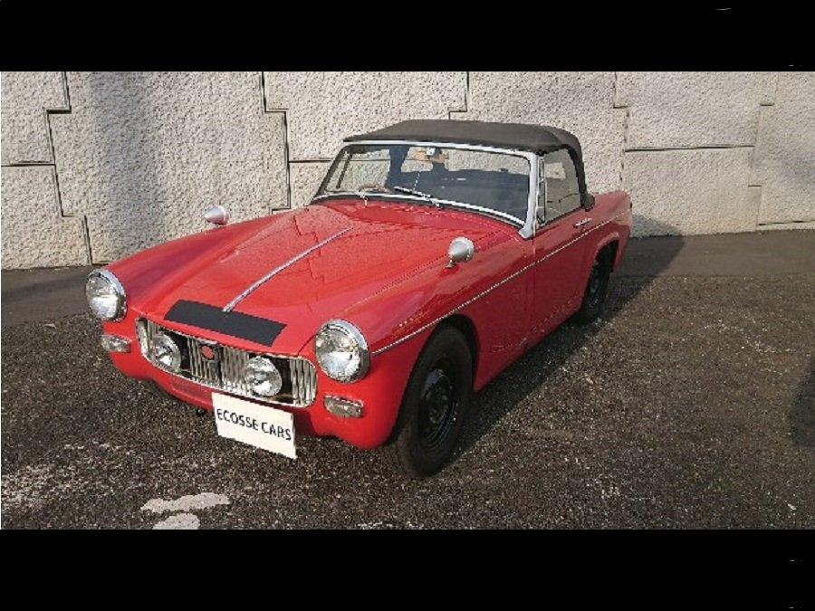 1966 MG MIDGET Mk2
