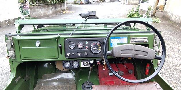 1973年式 いすゞ ユニキャブ 詳細画像2