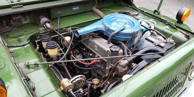 1973年式 いすゞ ユニキャブ 詳細画像4