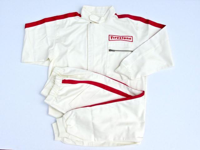 FIRESTONE レーシングスーツ