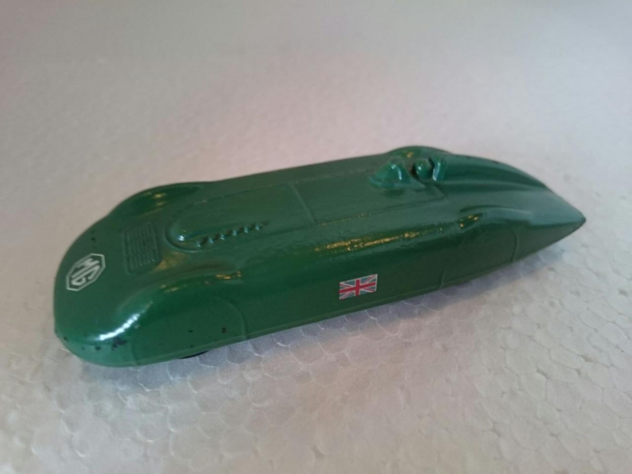 DINKY - MG レコードブレーカー