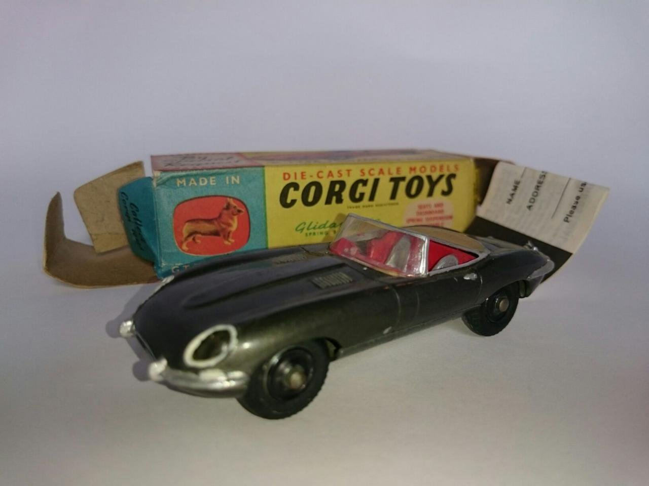 CORGl - JAGUAR E-TYPE