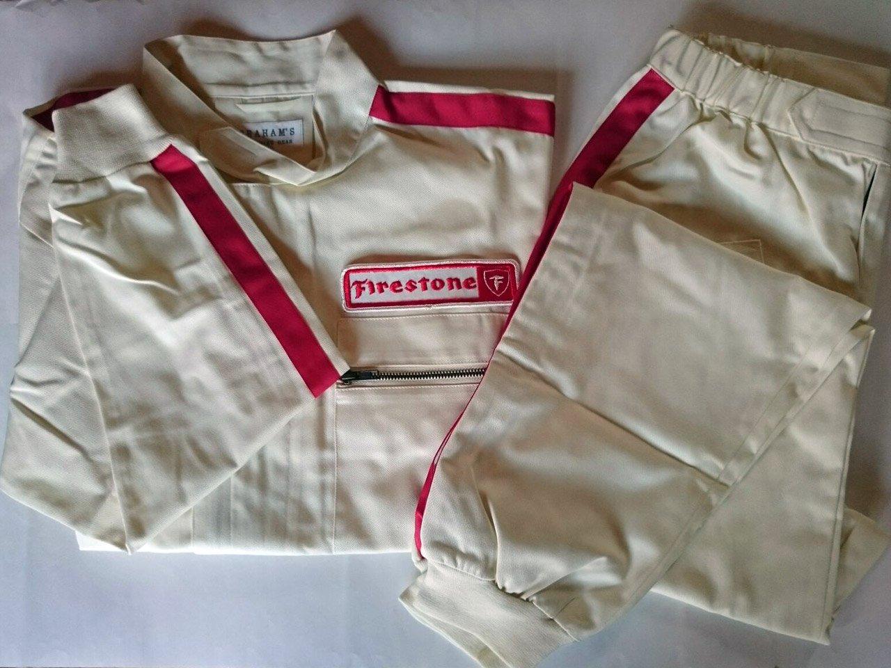 FIRESTONE プレミアムレーシングスーツ