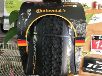 *Continental*RACE KING � Protection