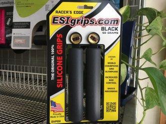 *ESI grips* レーサーズエッジ(30mm) シリコングリップ