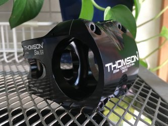 *THOMSON*Elite X4 MTBステム  35mmクランプ