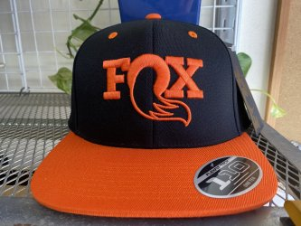*FOX*Authentic Snap Back Hat