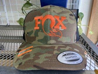 *FOX*MultiCam Trucker Snapback