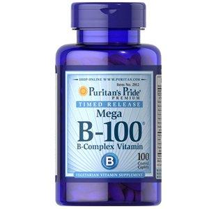 ビタミンB複合体(B-100)×100タ...