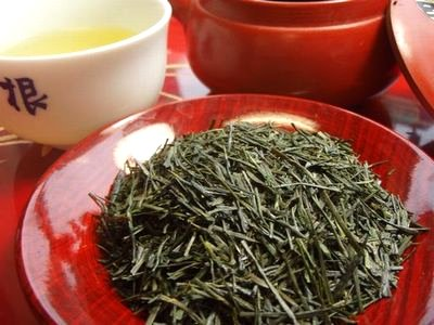 川根手摘み茶100g