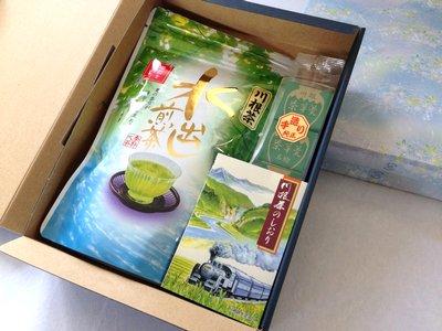 水出し煎茶と茶羊羹5個入りのセット