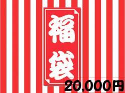予約 若院福袋 20,000円版