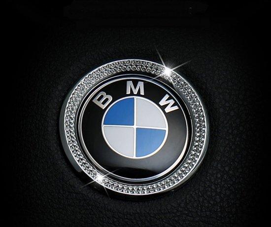 数量限定品  BMW ステアリング 高級ラインストーンリング