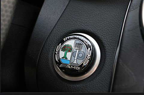 AMG アップル エンジンスタートボタン...