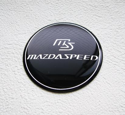 マツダスピード  ホイール センターキャップ