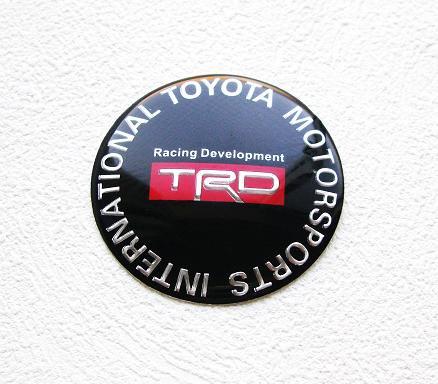 TRD  ホイール センターキャップ