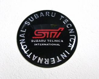STI  ホイール センターキャップ