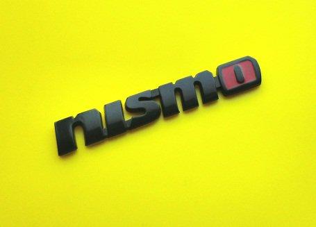 限定 ブラック NISMO エンブレム
