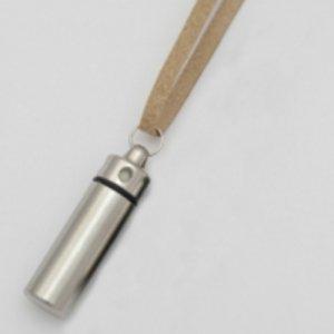 アロマペンダント ステンレス製 角型