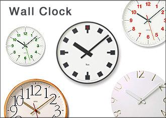 Wall Clock(掛け時計)