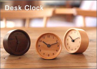 Desk Clock(置き時計)