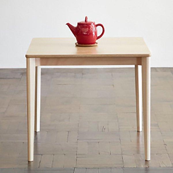 Plywood Dining Table / 水之江忠臣 / 天童木工