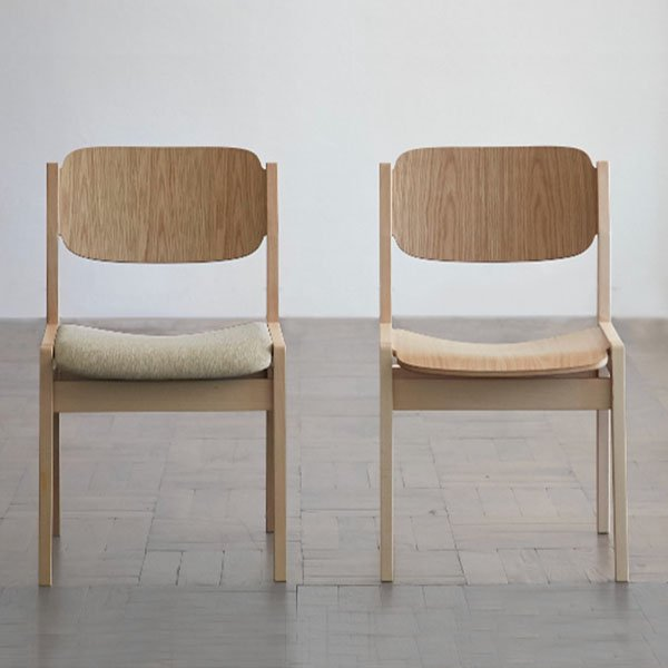 Plywood Dining Chair / 水之江忠臣 / 天童木工