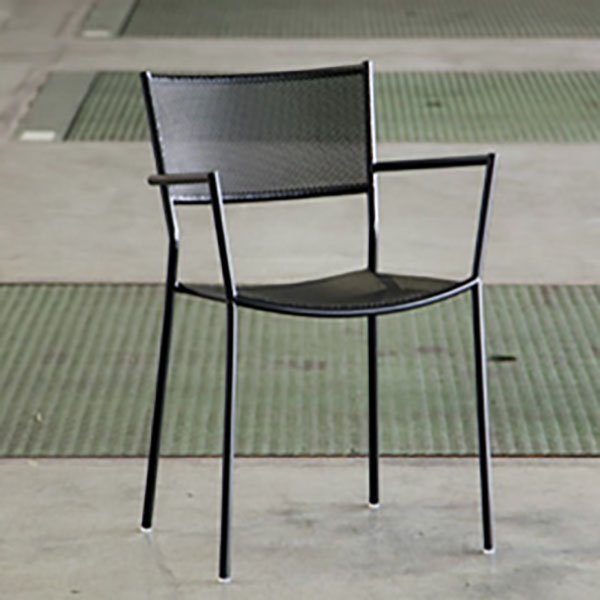 Jig Mesh Arm Chair