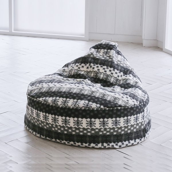 BEAN BAG CHAIR fleece