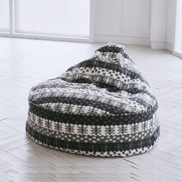 BEAN BAG CHAIR fleece