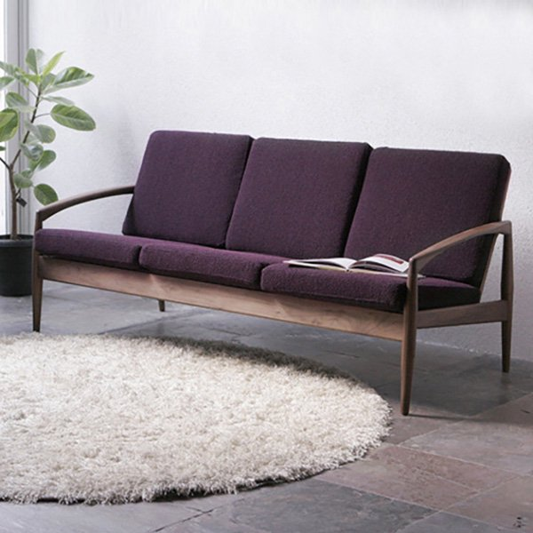 PAPER KNIFE SOFA 3SEATER