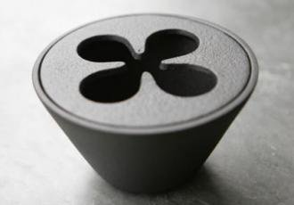 南部鉄器 灰皿 丸型 新ひとり灰皿H