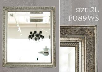 PH DECO MIRROR  2Lサイズ F089WS<img class='new_mark_img2' src='https://img.shop-pro.jp/img/new/icons50.gif' style='border:none;display:inline;margin:0px;padding:0px;width:auto;' />