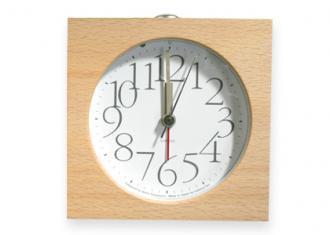 レムノス時計 AYアラームクロック