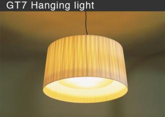 Santa & Cole GT7 HANGING Light<br>【コットンリボンが特徴のGTシリーズ直径90cm】