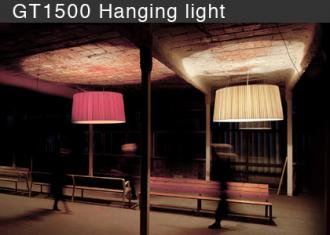 Santa & Cole GT1500 HANGING LIGHT<br>【コットンリボンが特徴のGTシリーズ最大直径150cm】