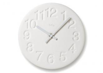 レムノス時計 珪藻土の時計