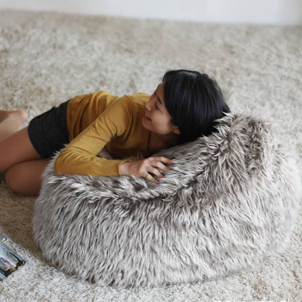 BEAN BAG CHAIR POODLE(プードル)