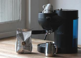 イタリアンエスプレッソコーヒーマシンセット