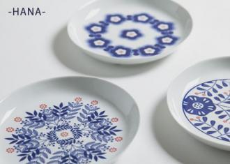 ハナ-HANA- 楕円皿