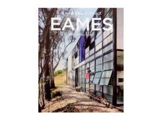 書籍 EAMES  -チャールズ&レイ・イームズ-
