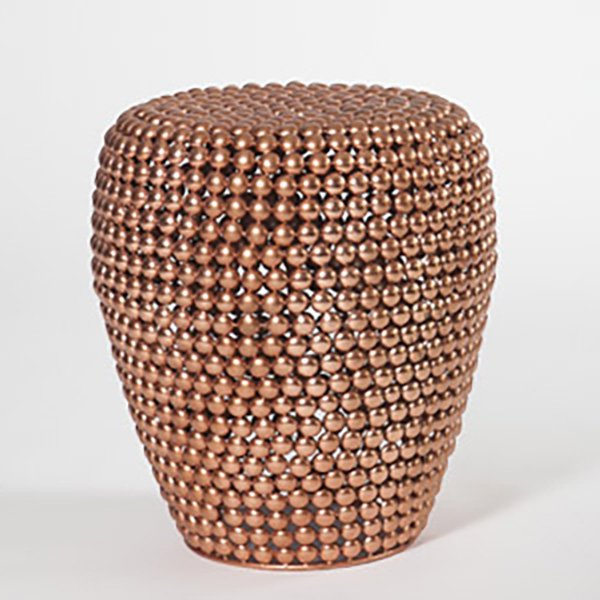Dot stool copper 【ドットスツール】<img class='new_mark_img2' src='//img.shop-pro.jp/img/new/icons50.gif' style='border:none;display:inline;margin:0px;padding:0px;width:auto;' />
