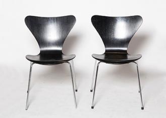 セブンチェア FH3107 2脚セット (Arne Jacobsen) 01-LA-2949574