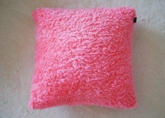 クッションカバー teddy pink/テディピンク 45cm
