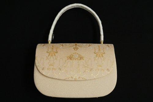 織地・かぶせバッグ